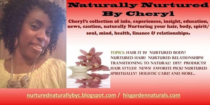 nurtured Naturally sign