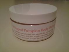 whipped pumpkin butter image