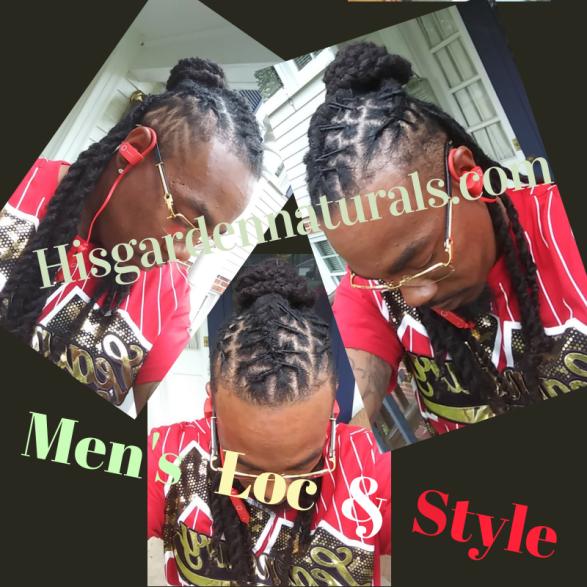 Jays Finish Loc style