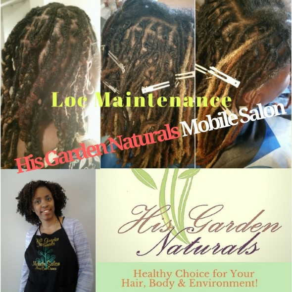 Karas braided locs flyer